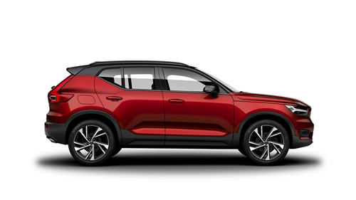 XC40-R-Design Expression PHEV T5 AWD